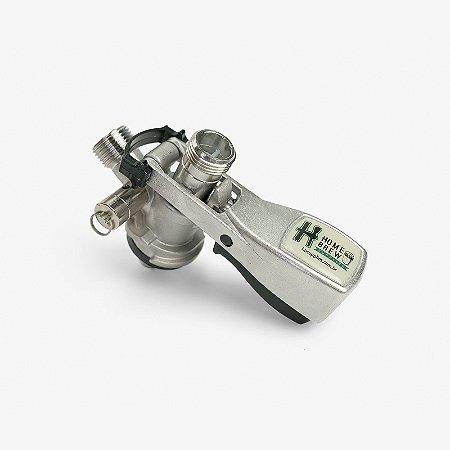Extratora tipo S, INOX com válvula de alívio sem espigões