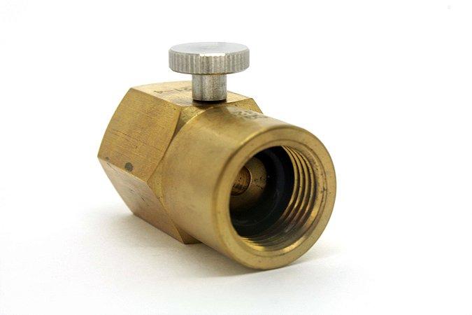 Kit para encher cilindros CO2 (padrão Sodastream)