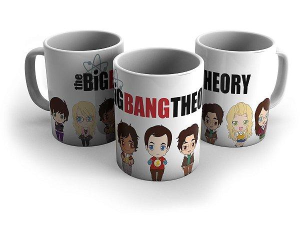 Caneca The Big Bang Theory Kids