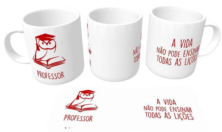 Caneca Professor