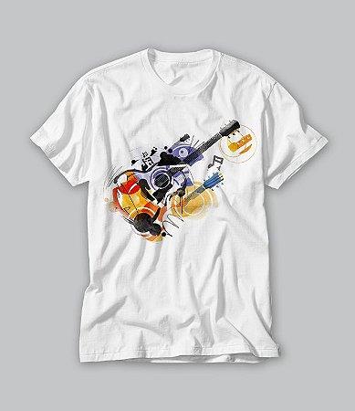 Camiseta Musicalidade - Violão