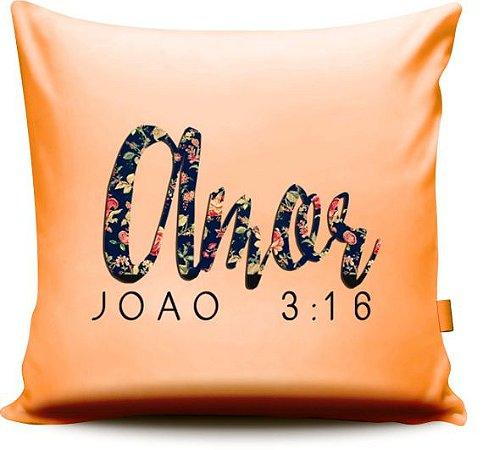 Almofada João 3:16