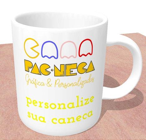 Caneca de Porcelana - Personalizada do seu Jeito