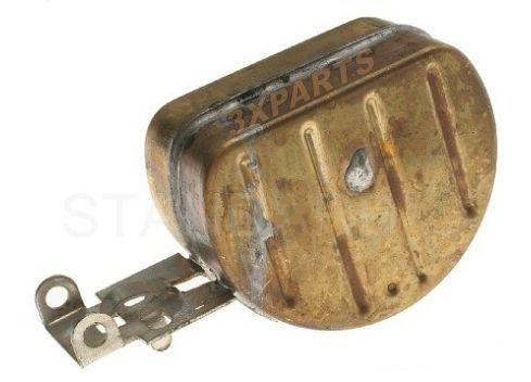 Bóia do carburador Holley quadrijet em latão original Hygrade (nova, sem uso)