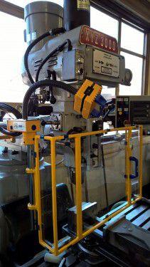SPINDLE PROTEÇÃO W/2 MICROS - FLAT SCREEN 600X400MM RH