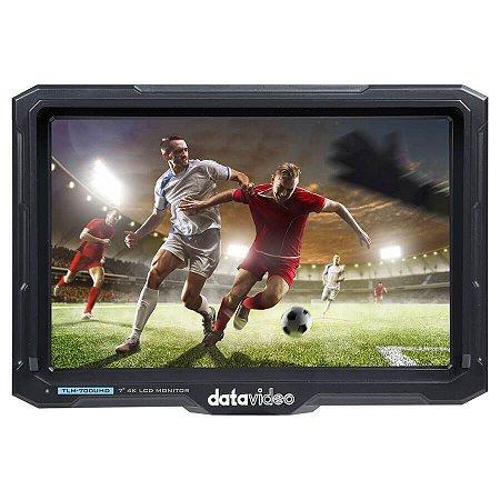 "Datavideo Monitor LCD 7"" 4K HDMI"