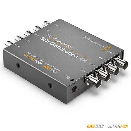 Blackmagic MiniConversor SDI Distibution 4K