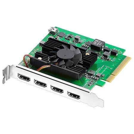 Blackmagic DeckLink Quad HDMI Recorder