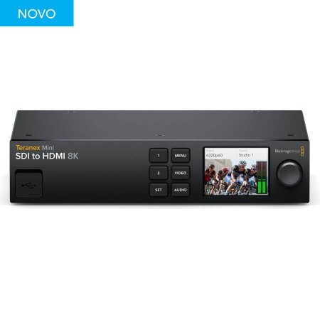 Blackmagic Teranex Mini SDI para HDMI 8K HDR