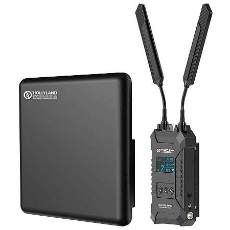 Hollyland Syscom 3000 Sistema de Transmissão HDMI/SDI Sem Fio