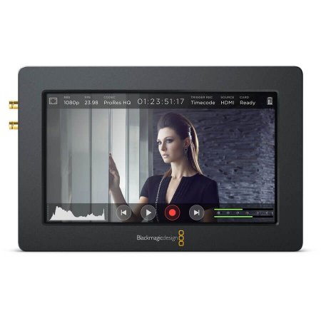 Blackmagic Video Assist Gravador HDMI/6G-SDI e monitor de 5""