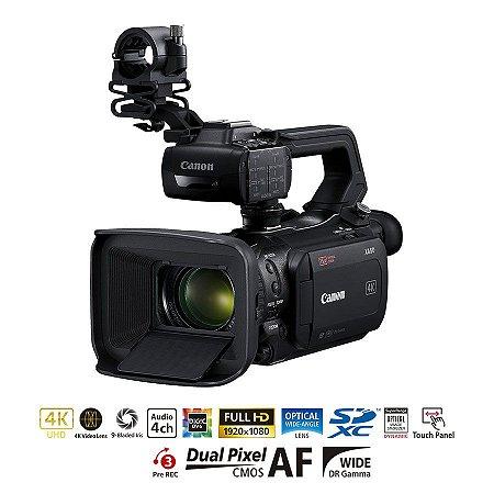 Canon XA50 UHD 4K