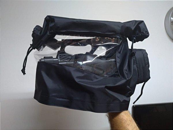Capa de Chuva em Nylon Para a Sony HXR-NX5R