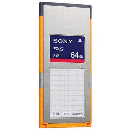 Sony SxS 64GB