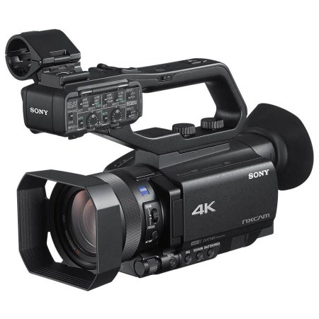 Sony HXR-NX80 4K NXCAM