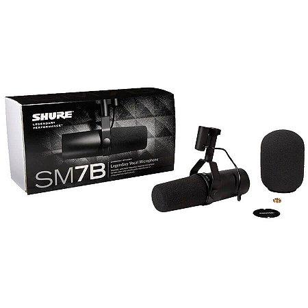 Microfone Vocal Shure SM7B
