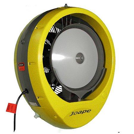 Climatizador Cassino Joape by Shoppstore 2020 Econômico/Potente Consumo 160W Fluxo Ar 2.760m³/h Amarelo