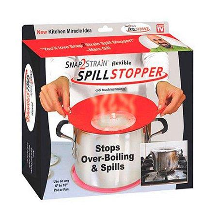Tampa de Panelas Anti Fervura Universal Spill Stopper®