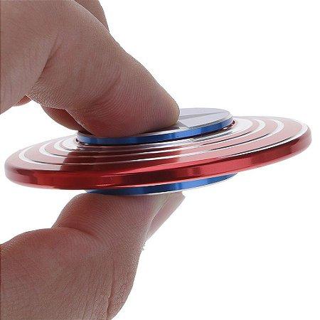Fidget Hand Spinner Capitão América