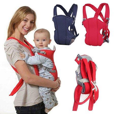 Bolsa Carregador de Bebê Canguru Baby Carrier®