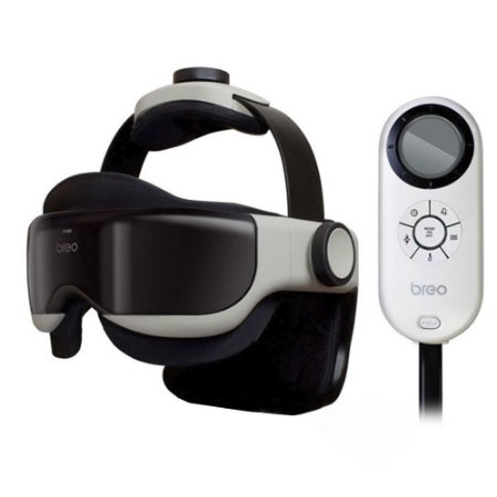 Massageador Eye Head Massager Idream 1260 Marca: Breo®