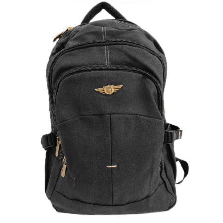 Mochila Premium Quality Lead Black Marca: Liberty®