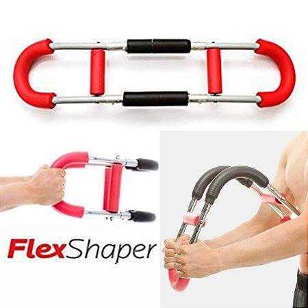 Flex Shaper Barra Construtora de Músculos para Tríceps, Bíceps e até Coxas Flex Shaper®