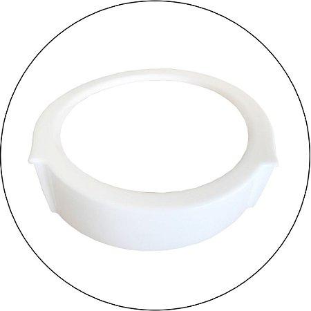 Carenagem Plástica Centralizadora da Cesta Rotativa do Mop 360 linha Hobby 2.0 na Shoppstore® Branco