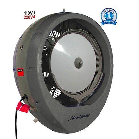 Climatizador Cassino 2019 Econômico/Potente Consumo 160W Fluxo Ar 2.760m³/h Marca:Joape Cor Cinza