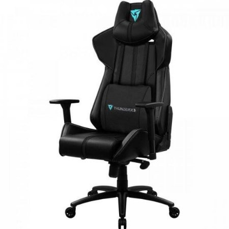 Cadeira Gamer BC7 Larger 200Kg Black CyanTHUNDERX3