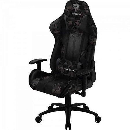Cadeira Gamer BC3 CAMO/CZ Black Hawk THUNDERX3