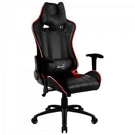 Cadeira Gamer RGB AIR AC120 Preto AEROCOOL