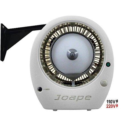 Climatizador de Ar Parede Portátil Bob 2020 by Shoppstore, Névoa 132 W Fluxo Ar:600 m³/h Marca: Joape Cor Branca