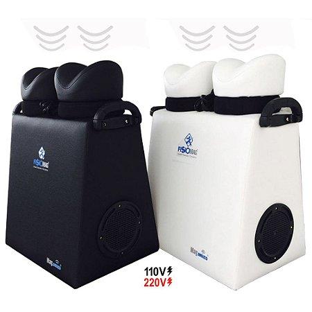 Ativador Circulação Sanguínea e Muscular Fisiomag By Shoppstore® Massagem/Relax Vibração100%Passiva