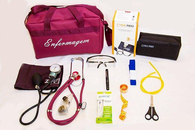 Kit Básico Enfermagem - Várias Cores