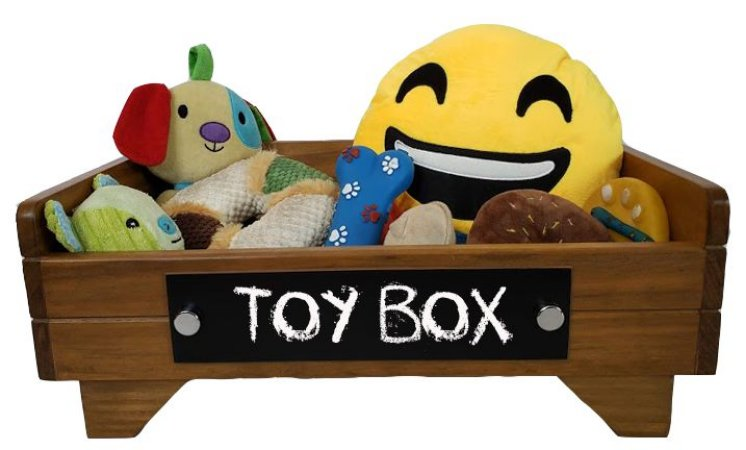 TOY BOX modelo BARTHÔ