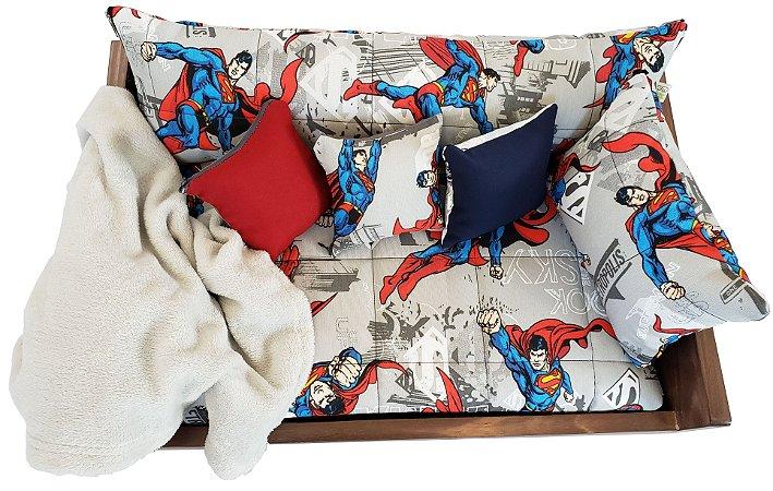 Cama para pets Crystal - Superman