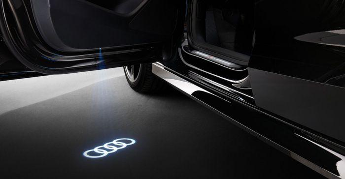 Audi Beam - Led de Argolas para Portas - Audi até 2016