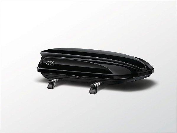 Caixa de Bagagem -  360L - Preto Brilhante