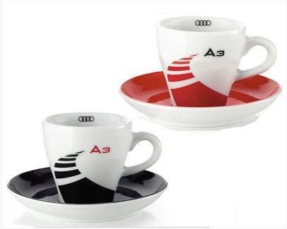 Xícara de Porcelana Audi A3