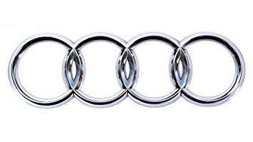 Emblema Audi Grade -  Dianteira - A3 A4