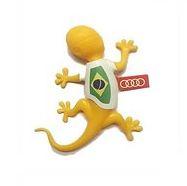 Gecko Brasil - Aromatizador para Automóveis - Amadeirado