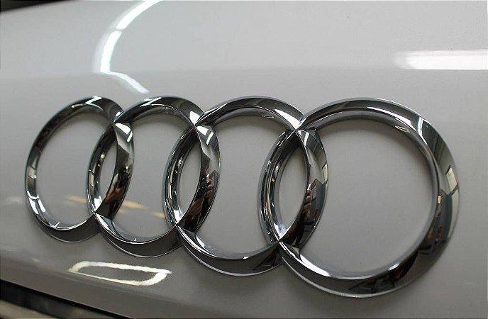 Emblema Audi Grade Traseira A1