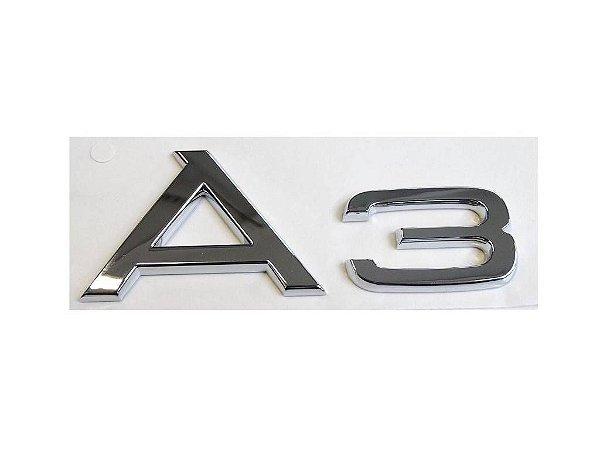 Emblema Tampa Traseira - A3