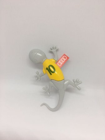 Gecko Brasil - Aromatizador para Automóveis  - Camisa 10 - Amadeirado