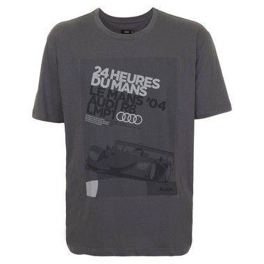 Camiseta Le Mans R8 Audi Heritage