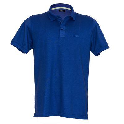 Camisa Polo Style Rings Azul
