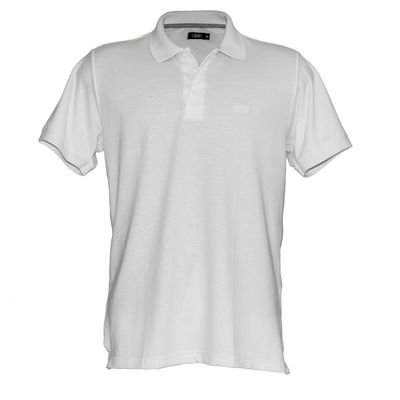 Camisa Polo Style Rings - Branca - Masculina