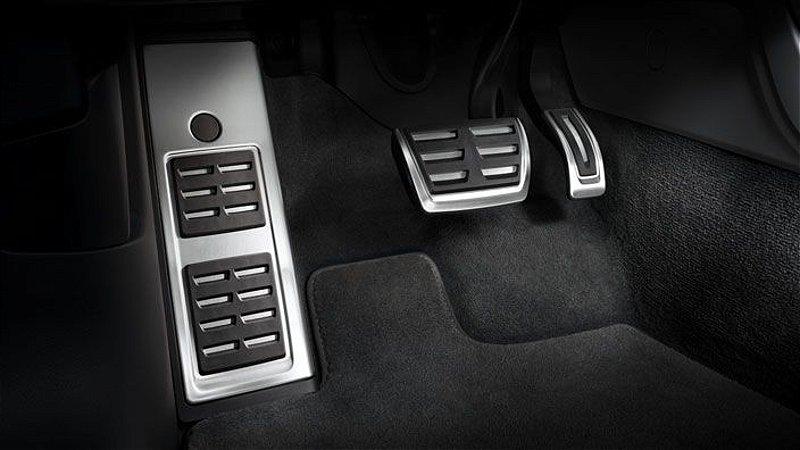 Jogo de Pedaleiras Audi A4 / A5