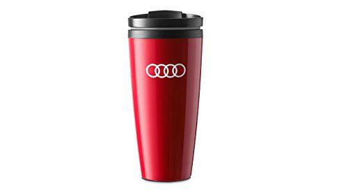 Mug Argolas Audi Vermelho